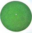 "10"" Light Green Felt Pad"