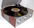 Jensen 3 speed record player